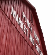 Punch Bowl Market & Bakery Historic Barn Hamilton