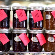 Punch Bowl Market & Bakery preserves