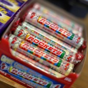 nostalgic Rockets candy at Punch Bowl Market & Bakery