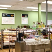 view of the bakery at Punch Bowl Market & Bakery