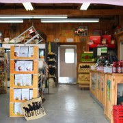 view of the market at Punch Bowl Market & Bakery