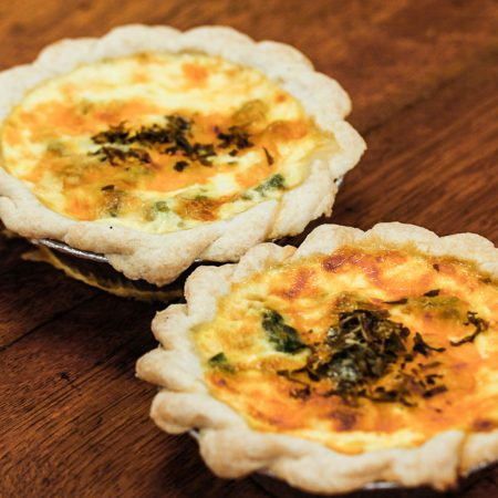 Punch Bowl Market and Bakery Stoney Creek-Bakery-Quiches-Asparagus Quiche