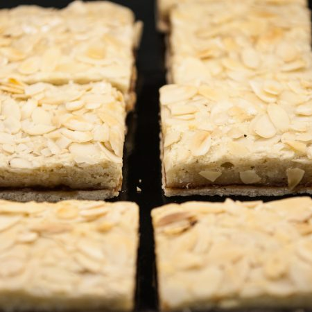 Punch Bowl Market and Bakery Stoney Creek-Bakery- Squares-Apricot Almond Squares